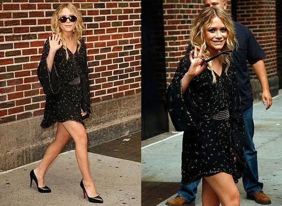 Celebrity Style: Mary-Kate Olsen