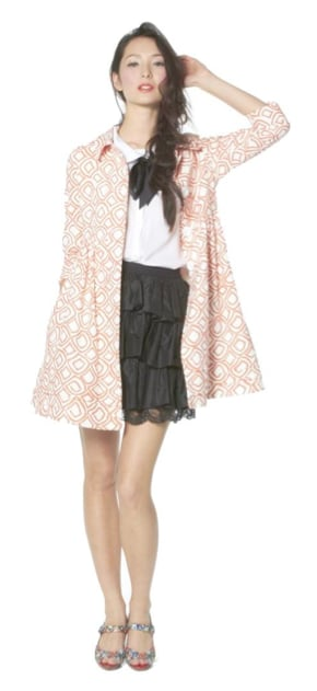 Alice + Olivia Spring 2011 Collection