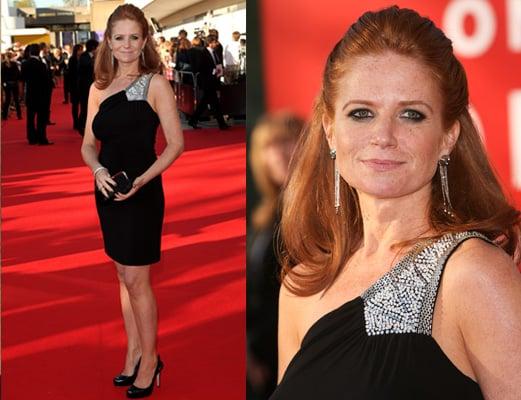 Photos of Patsy Palmer at the 2009 TV BAFTA Awards