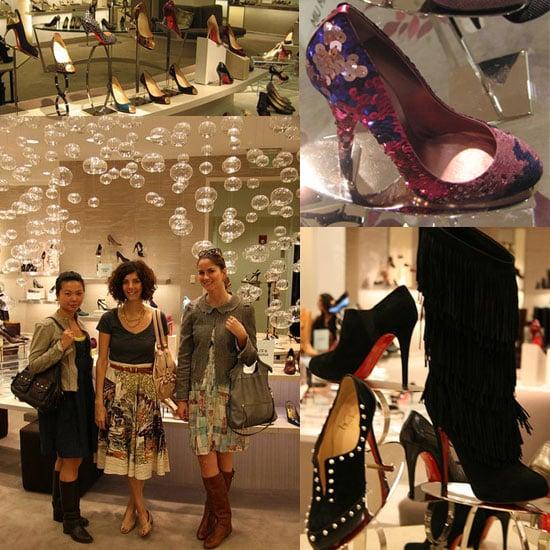 Fab Field Trip: Saks' San Francisco's Spankin' New Shoe Department