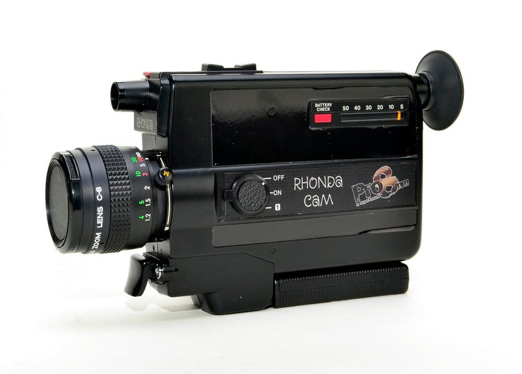 Restored Super 8 Camera