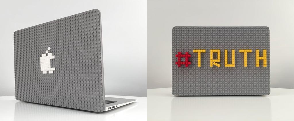 Lego Laptop Case? Yes, Please!
