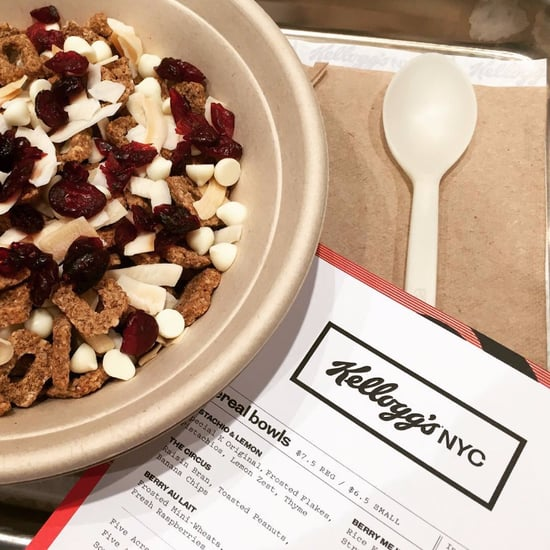 Kellogg's Opens Cafe in New York City