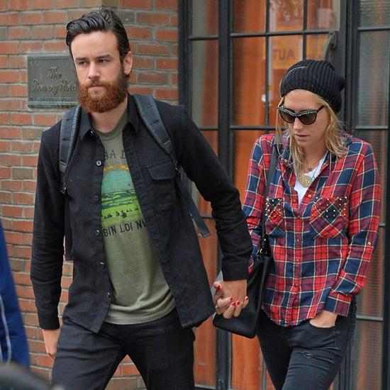 Kesha With New Boyfriend, Brad Ashenfelter