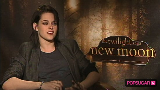 Exclusive Interview: Kristen Stewart Talks Relationships, Directing, and Breaking Dawn!