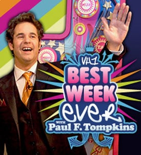VH1's Best Week Ever on Hiatus Until January 2010 and May Be Canceled