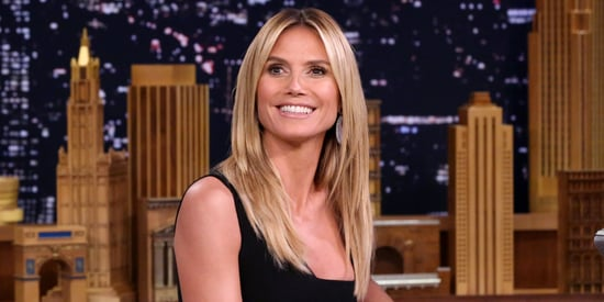 Heidi Klum Would Like You To Look At This Necklace In Her Topless Pics