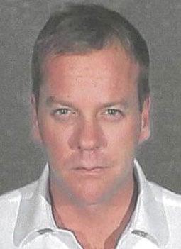 Kiefer Sutherland in Jail