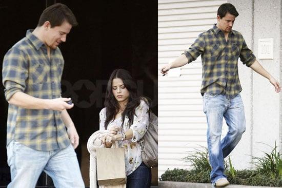 Photos of Channing Tatum and Jenna Dewan in LA