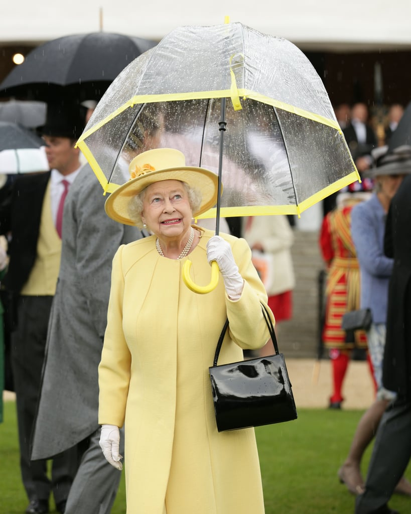 Least: When She Held Her Own Umbrella