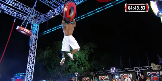 'American Ninja Warrior' Contestant Competes With Prosthetic Leg Like A Damn Boss