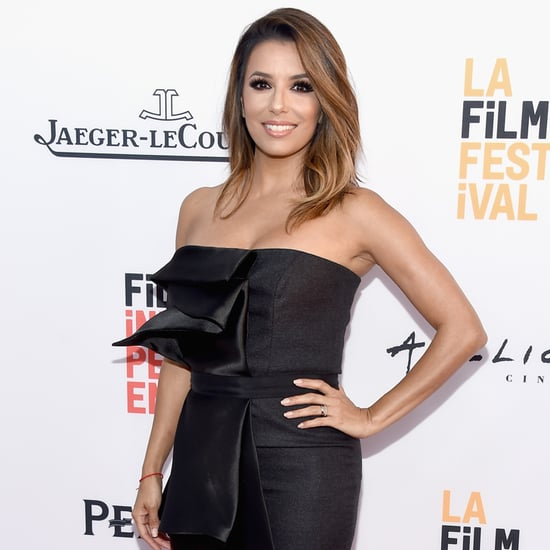 Eva Longoria's First Red Carpet After Getting Married 2016