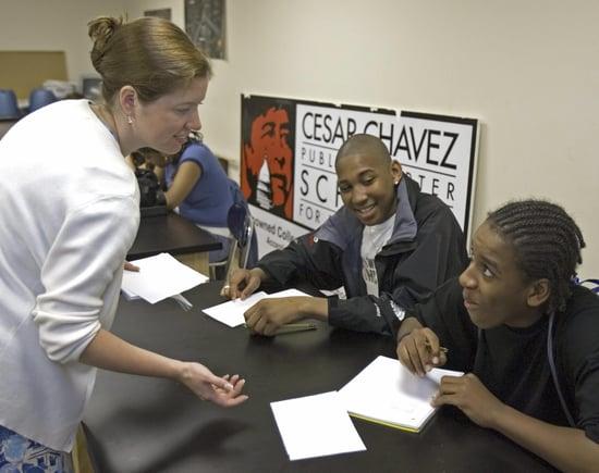 Teach For America Gets Surge of Wannabe Volunteer Teachers