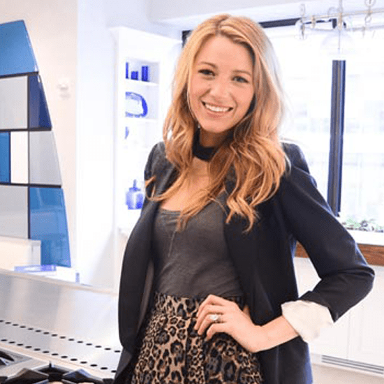 Blake Lively Discusses Newlywed Home in ELLE Decor | Video