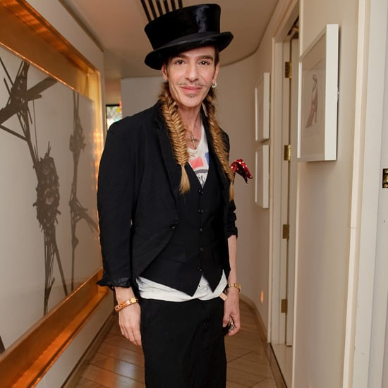 Charlie Rose to Interview John Galliano