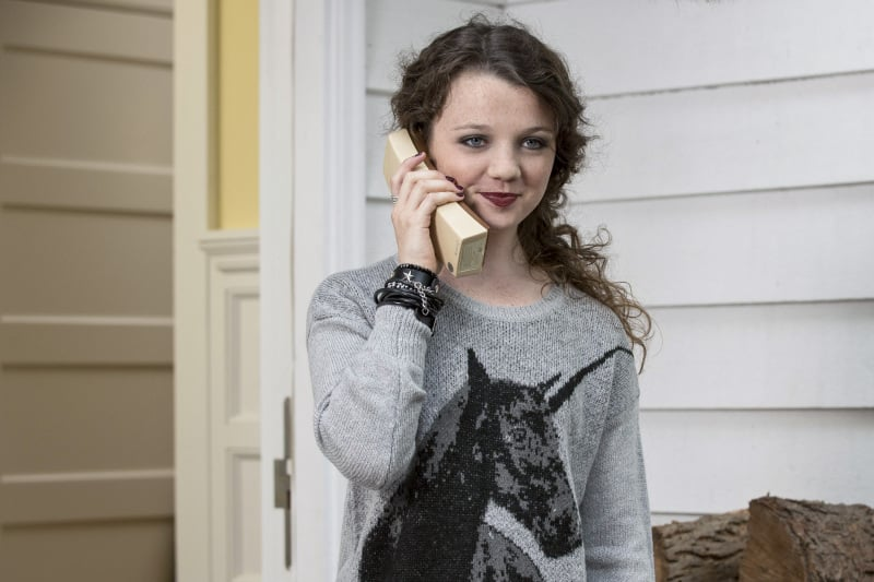 Though Dorrit's Sparkle & Fade unicorn sweater is no longer available online, this black and white Tilly's number ($35, originally $42) will lend the same amount of whimsy to your Winter basics.