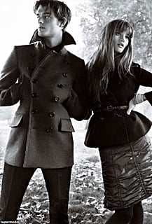 Burberry Fall 2008(Featuring Rosie Huntigton-Whitley)