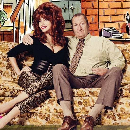 Sofia Vergara as Peggy Bundy in Married With Children