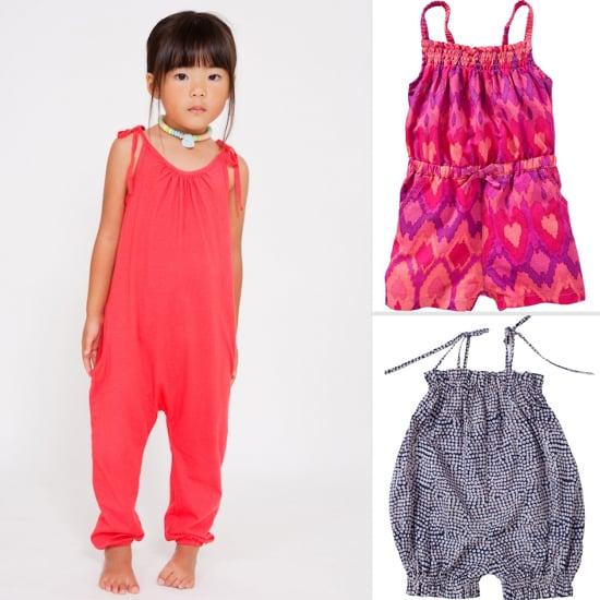 9 Rompers For Your Active Style Setter
