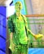 Justin Bieber got slimed in 2012.