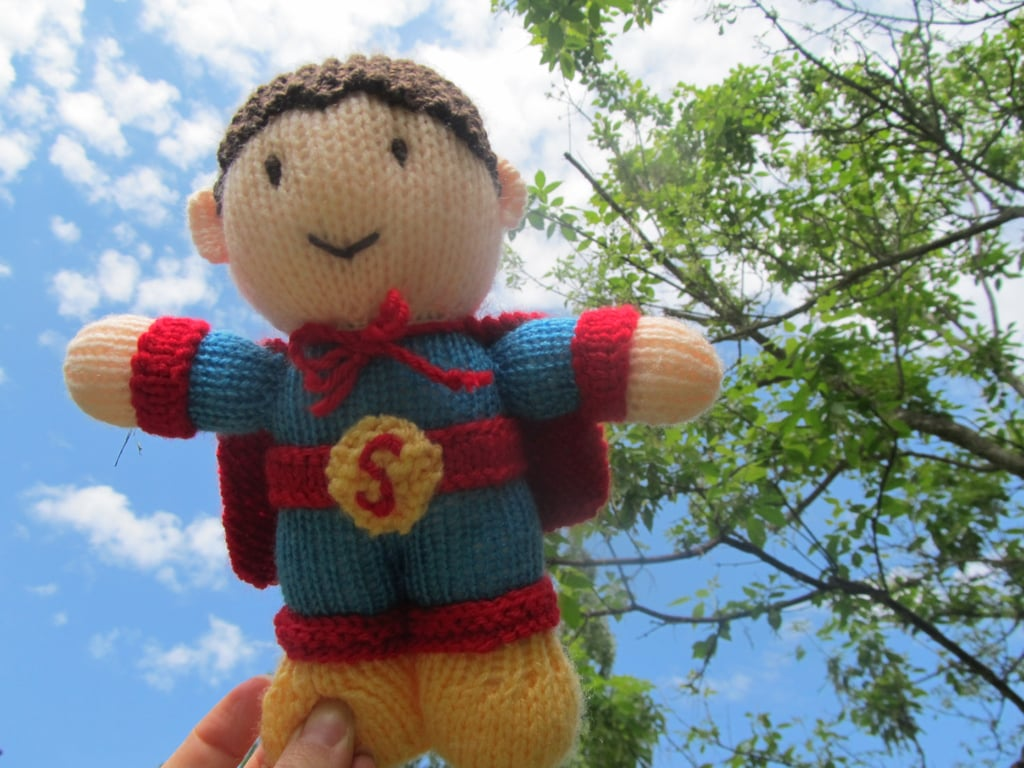 There's no doubt that a hand-knit ($29) doll would add its powers to your little one's bedtime!