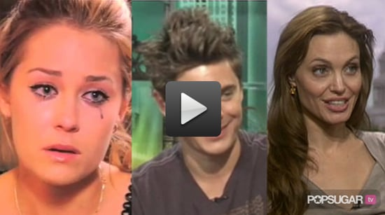 Best of The Hills Video, Zac Efron Interview About Vanessa Hudgens, Angelina Jolie Interview About Kids, Pictures of Brad Pitt
