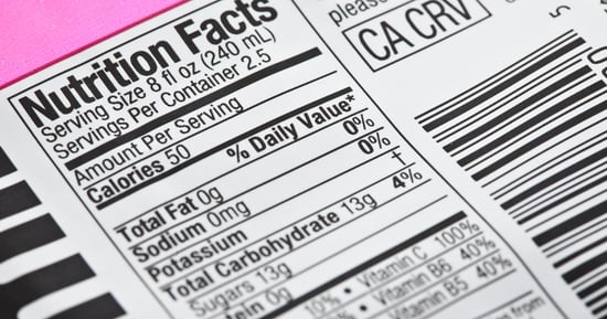 5 Things You Need to Know About the New Nutrition Facts Label