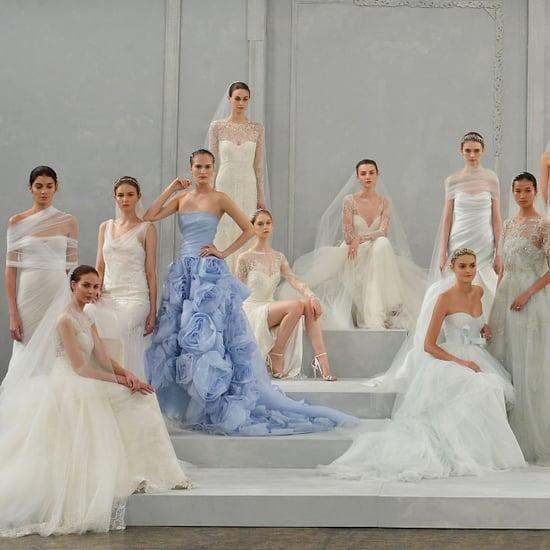 Monique Lhuillier Bridal Spring 2015   Pictures