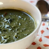Flat-Belly Creamy Chard and Spinach Soup Recipe