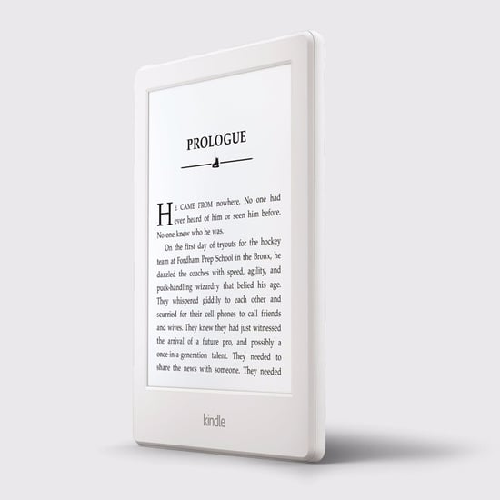 Amazon Kindle and Paperwhite in White Version