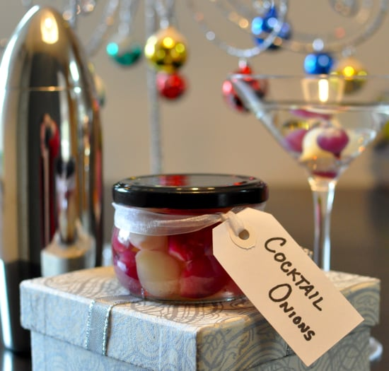 12 Days of Edible Gifts: Cocktail Onions