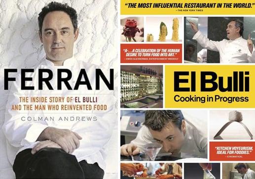 El Bulli Book and Movie