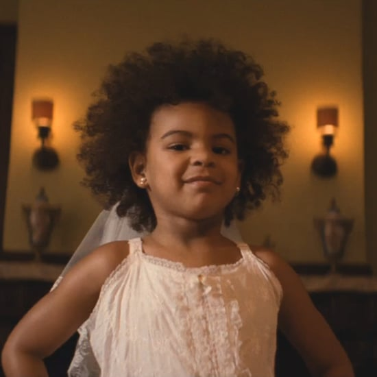 "Blue Ivy in Beyonce's ""Formation"" Music Video 