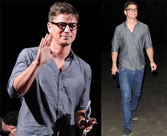 Pictures of Josh Hartnett at the Ischia Film Festival Ahead of His 32nd Birthday