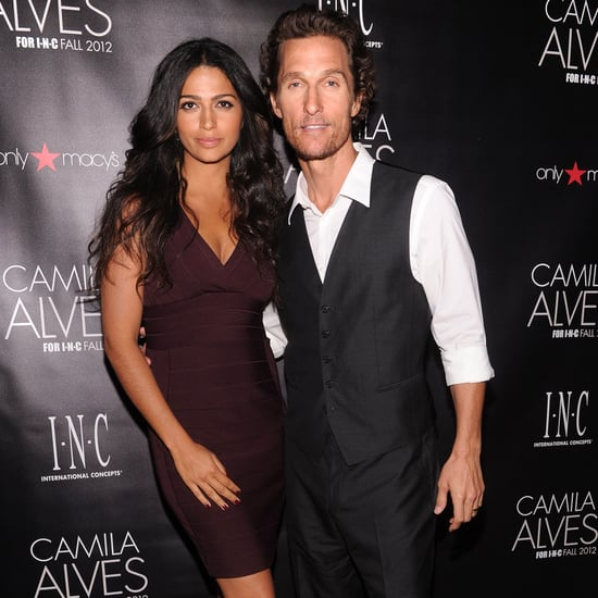 Matthew and Camila McConaughey INC Party Pictures