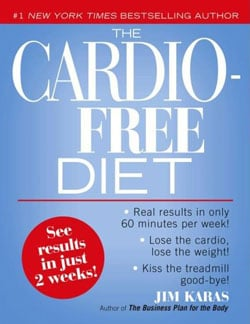 What's the Deal with The Cardio Free Diet?
