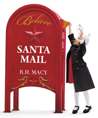 Did You Write Your Letter to Santa?