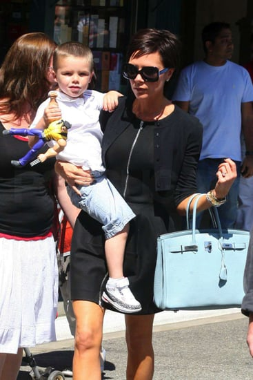 Beckhams Shopping at the Grove