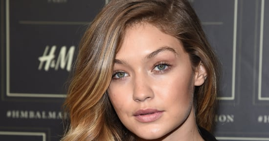 Gigi Hadid Will Walk In The 2015 Victoria's Secret Fashion Show