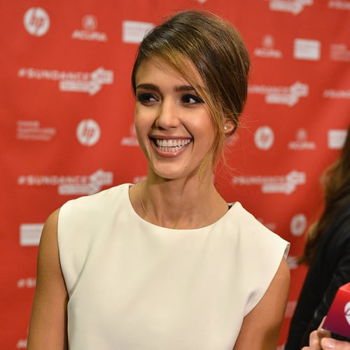 Jessica Alba at A.C.O.D. Premiere at Sundance 2013 Pictures