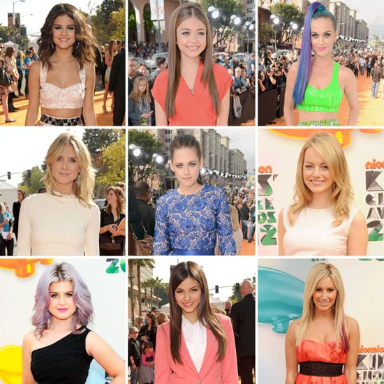 2012 Kids' Choice Awards: Who Wore What