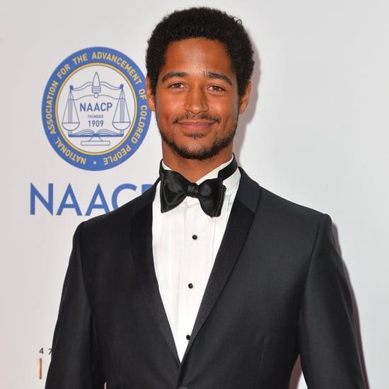 Hot Guys at the NAACP Image Awards 2016