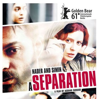 A Separation Wins Golden Globe For Best Foreign Film