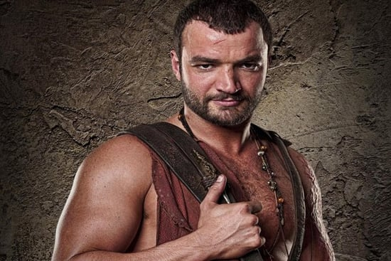 'Spartacus' Star Nick Tarabay and 'Californication' Alum Ellen Woglom to Appear on 'Castle'