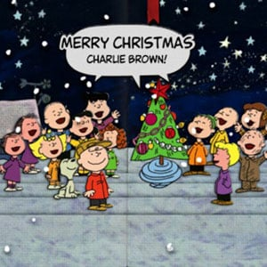 Charlie Brown Christmas iPad App