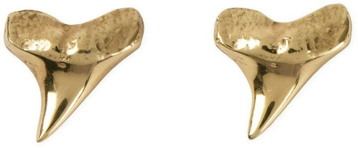 Nektar De Stagni Shark Tooth Earrings ($285)