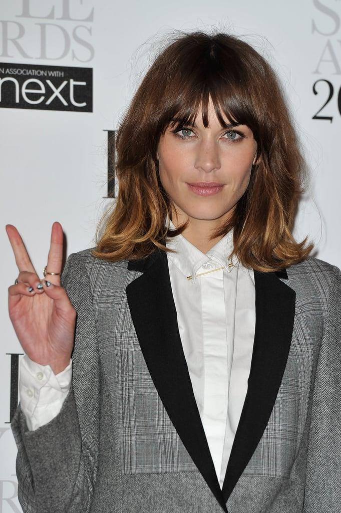 February 2012: Elle Style Awards