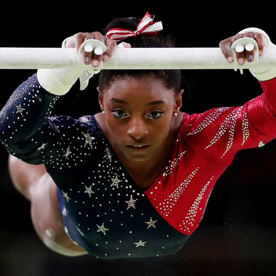 Simone Biles's Rio Beauty Look