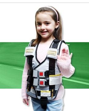 Safe Traffic Systems Ride Safer Vest