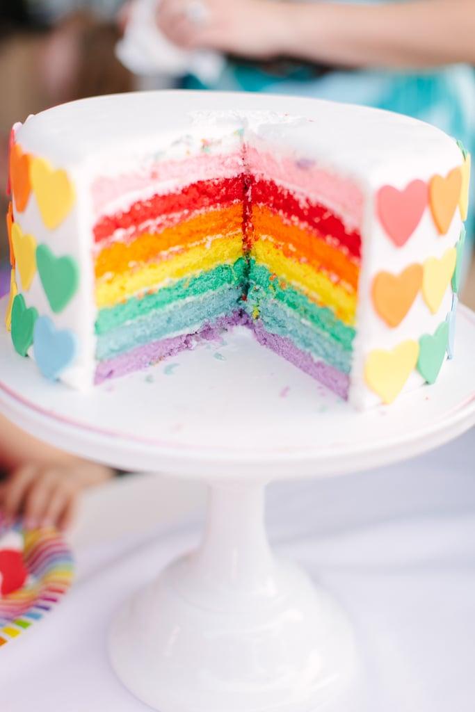 Rainbow Reveal